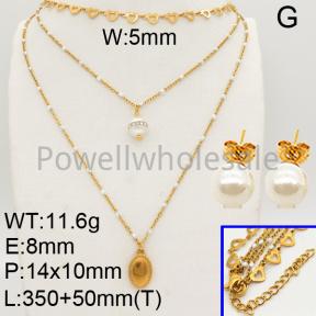 Shell Pearl Sets  F90900371ahlv