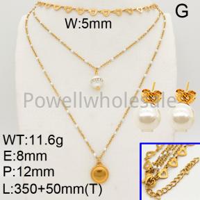 Shell Pearl Sets  F90900372ahlv