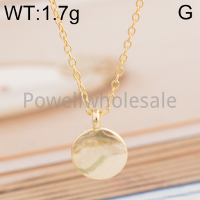 925 Silver Necklace  JN40030vhmk-M113  XD058