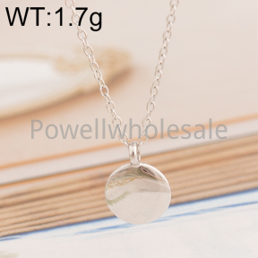 925 Silver Necklace  JN40031vhmk-M113  XD058