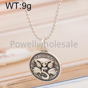 925 Silver Necklace  JN40042akpk-M113  AP1475
