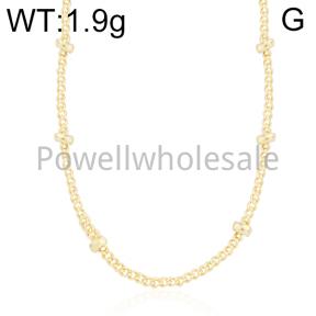 925 Silver Necklace  JN40069vhkn-M113  XD229