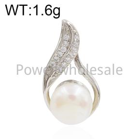 925 Silver Pendant  JP30029vhli-M112  YJ00428