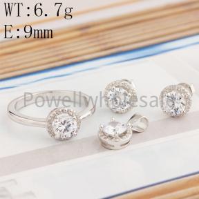 925 Silver Sets  JS20001bbnh-BLH