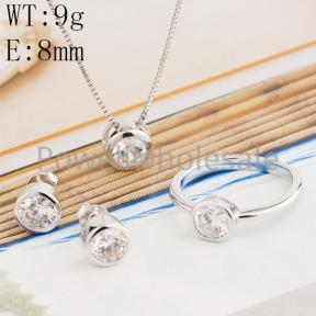 925 Silver Sets  JS20005abmm-BLH