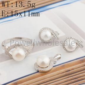 925 Silver Sets  JS30020abmm-BLH
