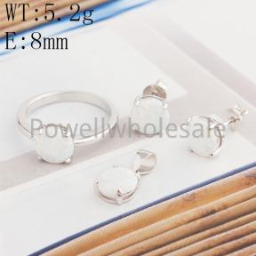 925 Silver Sets  JS60007bhbl-BLH